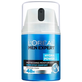 Dagcreme L'Oréal Men Expert Hydra Power Refreshing Moisturiser, 50 ml, 3607413
