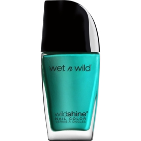 Nagellack Wet n Wild Wild Shine Nail Color #483D Be More Pacific, 3606274
