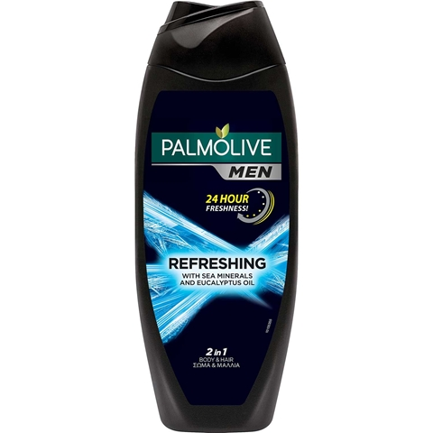 Duschgel Palmolive Men Refreshing 2-in-1, 500 ml, 3602869