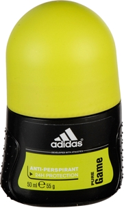 Deo roll-on Adidas Pure Game, 50 ml, 3604121