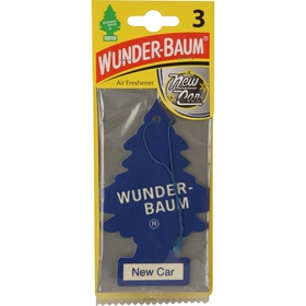 Doftgran Wunder-Baum New Car, 3-pack, 3804500