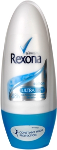 Deo roll-on Rexona, Woman Cotton 50 ml, 3601756