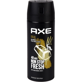 Deospray Axe Gold, 150 ml, 3608603