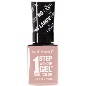 Nagellack Wet n Wild 1 Step Wonder Gel 705A Peach For The Stars, 3607942