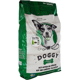 Torrfoder Doggy Original Mini, 12 kg, 4100112