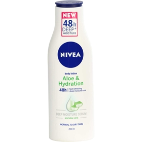 Bodylotion Nivea Aloe & Hydration, 250 ml, 3608786