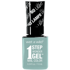 Nagellack Wet n Wild 1 Step WonderGel Nail Color 731A Pretty Peas, 3607345