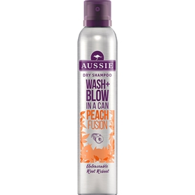 Torrschampo Aussie Wash+Blow Peach Fusion, 180 ml, 3608159