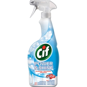Fönsterspray Cif Power & Shine, 750 ml, 3608239