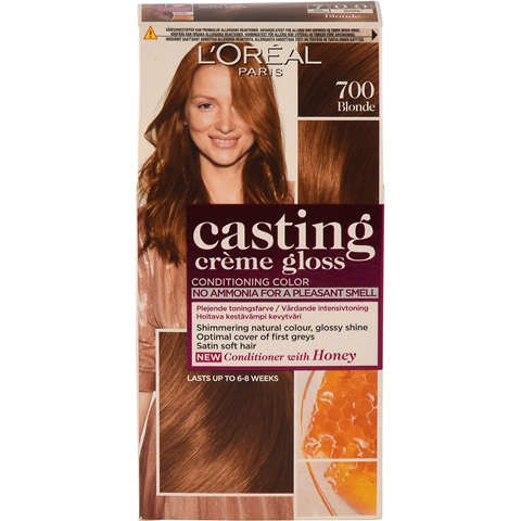 Intensivtoning L'Oréal Paris Casting Creme Gloss 700 Blonde, 160 ml, 3605125