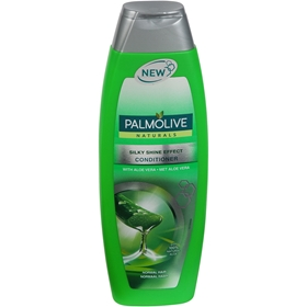 Balsam Palmolive, Naturals Silky Shine Effect 350 ml, 3605257