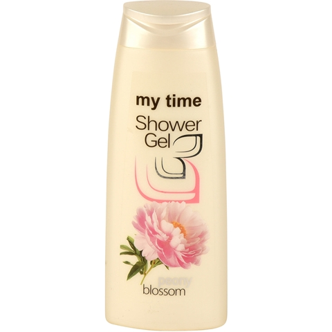 Duschcreme My Time Peony Blossom, 250 ml, 3608679