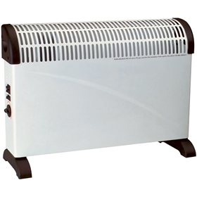 Konvektorelement Heat-It Standard, 2000W tre värmelägen, 3502984
