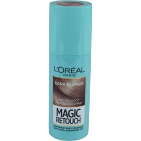 Färgspray L'Oréal Paris Magic Retouch Instant Root Concealer Hair Spray Dark Blonde, 75 ml, 3608272