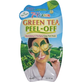 Ansiktsmask Green Tea Peel-Off, 10 g, 3607790