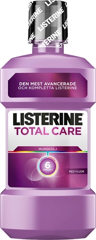Munskölj Listerine Total Care, 500 ml, 3602319