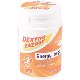 Druvsocker Dextro Energy Energy To Go Orange, 68 g, 4005391