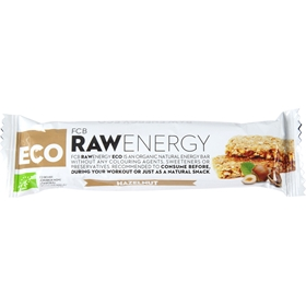 Energibar FCB Raw Energy ECO Hazelnut, 30 g, 3606642