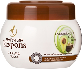 Inpackning Garnier Respons Avocado Oil & Shea Butter, 300 ml, 3603548