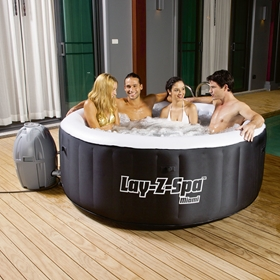 Bubbelpool/Spa Bestway Lay-Z-Spa Miami, 669L, 3002035