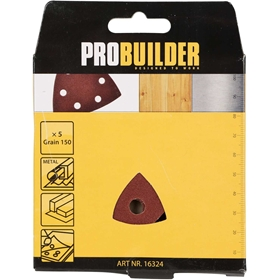 Slippapper till multimaskin ProBuilder, 150 5-pack, 3804766
