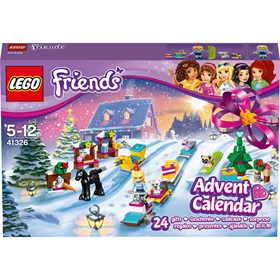 Adventskalender LEGO Friends 41326, 3111065