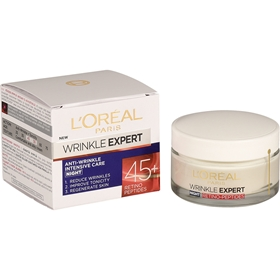 Ansiktscreme L'Oréal Paris Wrinkle Expert Night 45+, 50 ml, 3609003