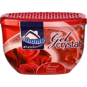 Doftblock At Home Gel Crystals Sweet Roses, 150 g, 3607648