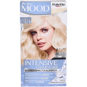 Blondering Palette Mood 105 Ultrablond X-tra, 120 ml, 3605154
