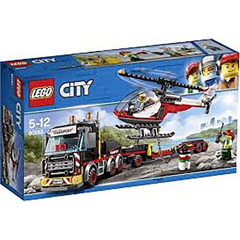 Byggklossar LEGO City: Tung Transport, nr 60183, 3111582