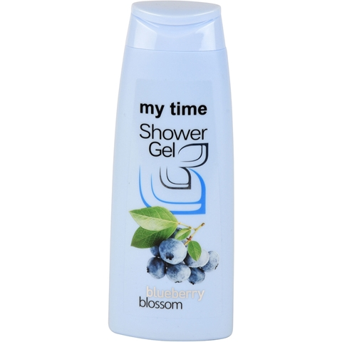 Duschcreme My Time Blueberry Blossom, 250 ml, 3608677