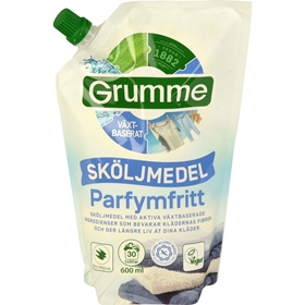 Sköljmedel Grumme Sensitive, 600 ml, 3608863