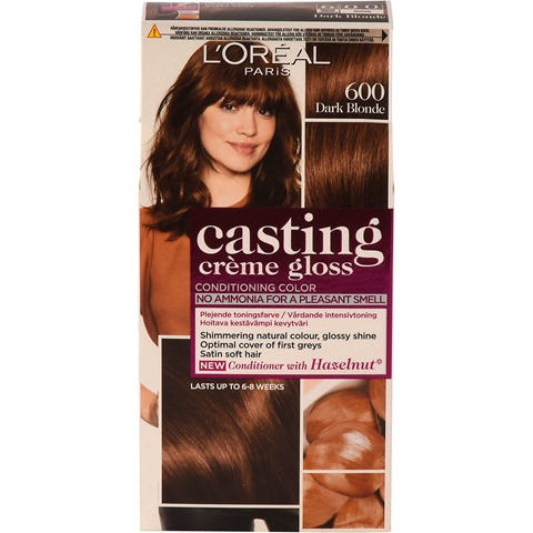 Intensivtoning L'Oréal Paris Casting Creme Gloss 600 Dark Blonde, 160 ml, 3605126