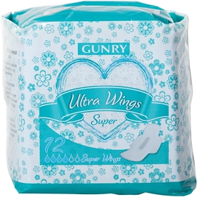 Bindor Gunry Ultra Wings Super, 12-pack, 1600553