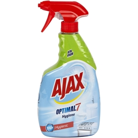 Rengöringsspray Ajax Optimal 7, 750 ml, 3608925