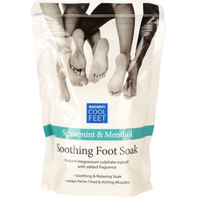 Exfoliating socks Spearmint & Menthol Soothing, 450 g, 3609181