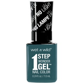 Nagellack Wet n Wild 1 Step WonderGel Nail Color 706A Un-Teal Next Time, 3607352