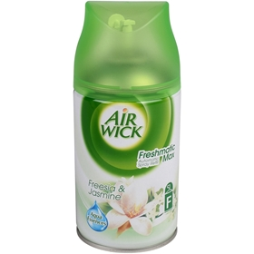 Luftfräschare Air Wick Freshmatic Freesia & Jasmine, refill 250 ml, 3603842