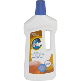 Trägolvsvax Pledge, Extra Protection Wax For Wood 750 ml, 3604035