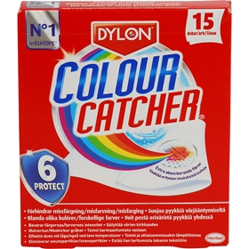 Färgsamlare Dylon Colour Catcher, 15-pack, 3604504