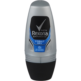 Deo roll-on Rexona Men Cobalt Dry, 50 ml, 3600617