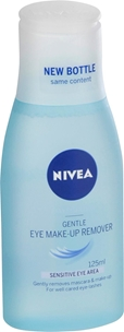Sminkborttagning Nivea Gentle Eye Make-Up Remover, 125 ml, 3605745