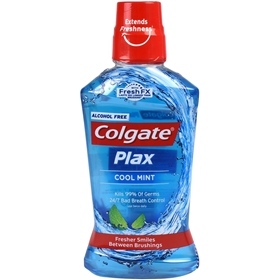 Munskölj Colgate Plax Cool Mint, 500 ml, 3600900