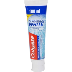 Tandkräm Colgate, White 100 ml, 3601980