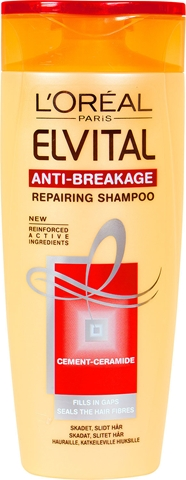 Schampo L'Oréal Paris Elvital Anti-Breakage, 250 ml, 3602975