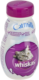 Kattmjölk Whiskas Catmilk, 205 ml, 4100062
