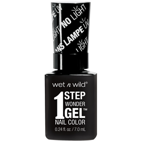Nagellack Wet n Wild 1 Step WonderGel Nail Color 735A Power Outage, 7 g, 3607349
