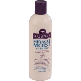 Schampo Aussie Miracle Moist, 300 ml, 1601680