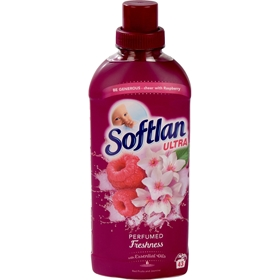Sköljmedel Softlan Red Fruits & Jasmine, 650 ml, 3608923