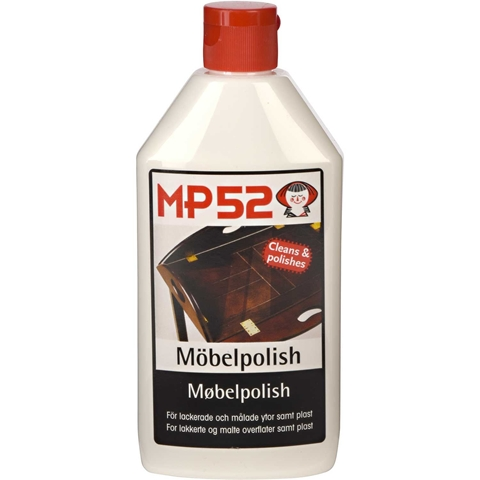 Möbelpolish MP52, 250 ml, 1600415